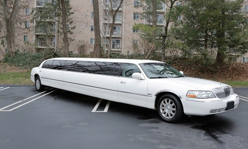 stretch limo wedding proms king of prussia vf chauffeured philadelphia